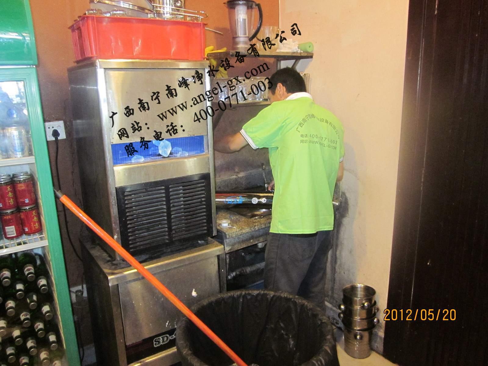 南宁净水器安装
