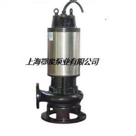 不锈钢自动搅匀潜水泵|不锈钢污水潜水泵