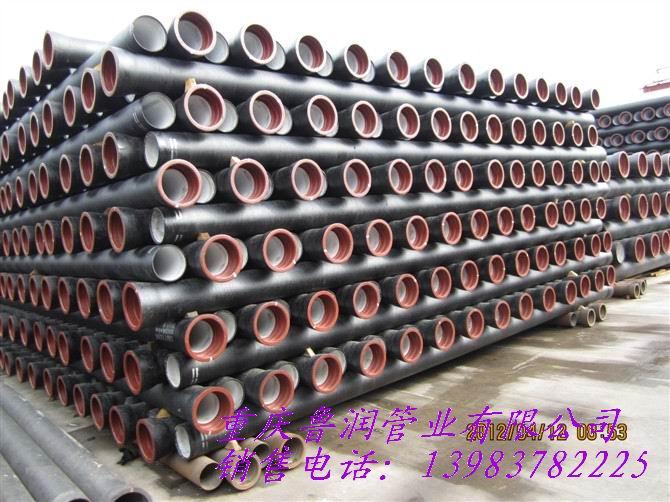 钦州k9级国标球墨铸铁管