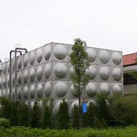 三亚不锈钢方形保温水箱