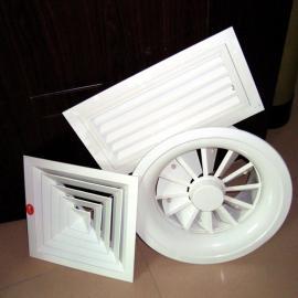 ABS方形散流器,�A形散流器 ,旋流�L口