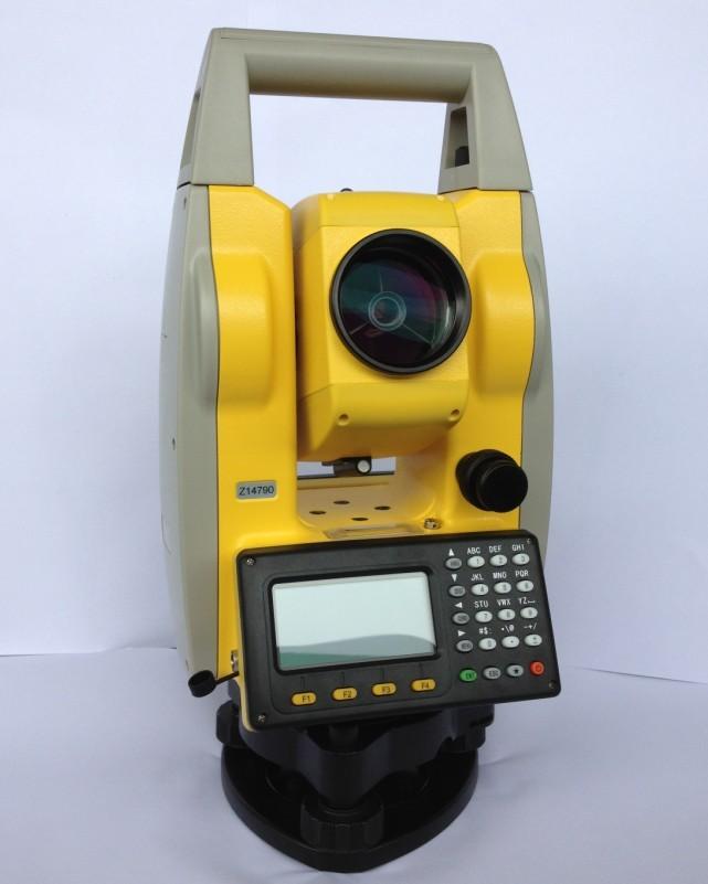中海达zts-120激光全站仪