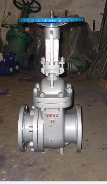 型号:pz41tc-16c    产品别名:陶瓷排渣阀    适用范围:火电厂图片