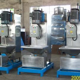 苏州塑料颗粒脱水机,苏州塑料片快速脱水机,立式塑料脱水机