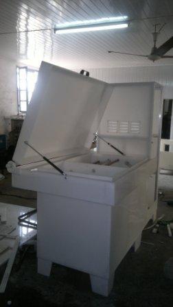 电化学抛光设备