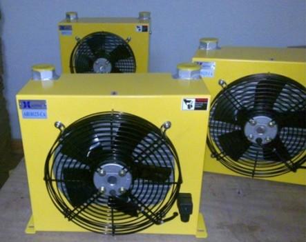 ah风冷器,液压油缸散热器生产厂图片