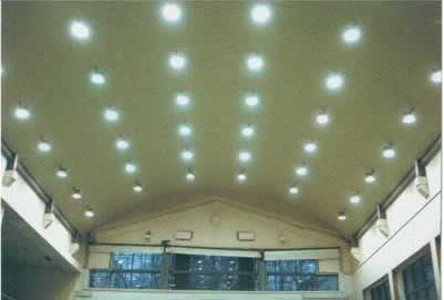 室內籃球場照明節能改造