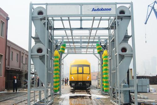 欧德巴斯列车洗车机|价格自动清洗机最新列车图纸电脑软件的图片做图片
