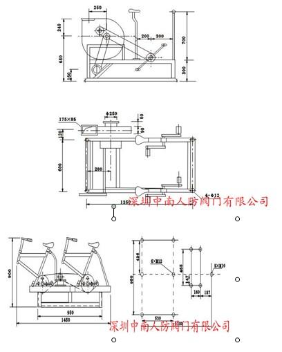 四,风机产品结构图