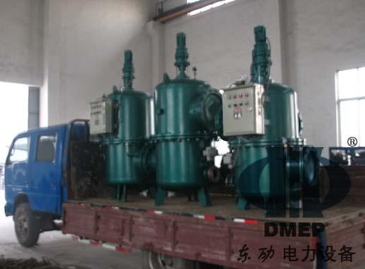 DLS300,DLS400型全自动滤水器