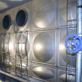 湖南不锈钢方形保温水箱