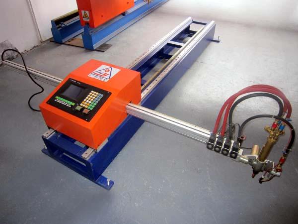 便携式数控火焰切割机 数控火焰切割机 广州恒亿数控切割机