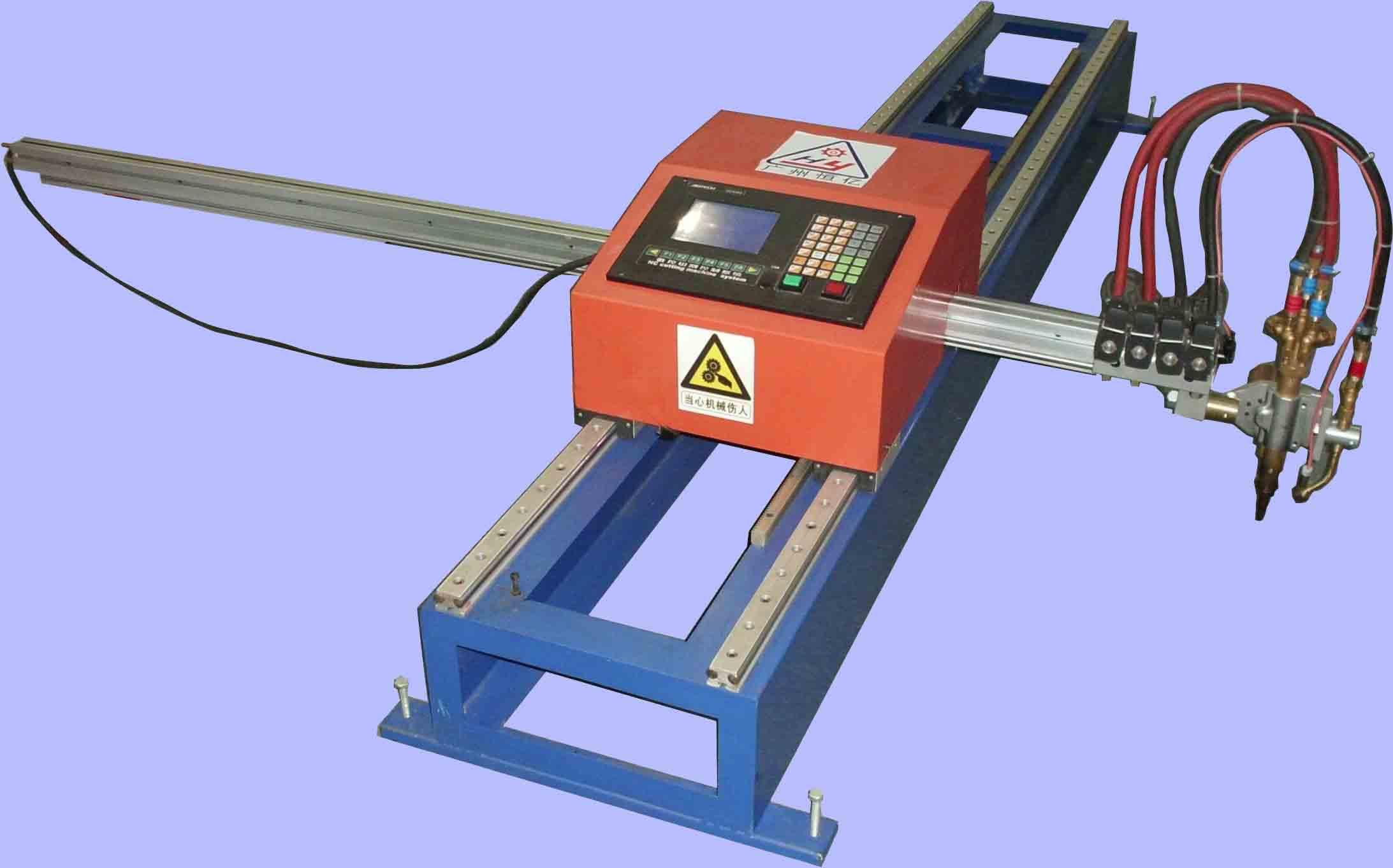 供应便携式数控火焰切割机 广州恒亿机械制造厂商
