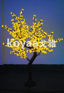 主要产品:led樱花树
