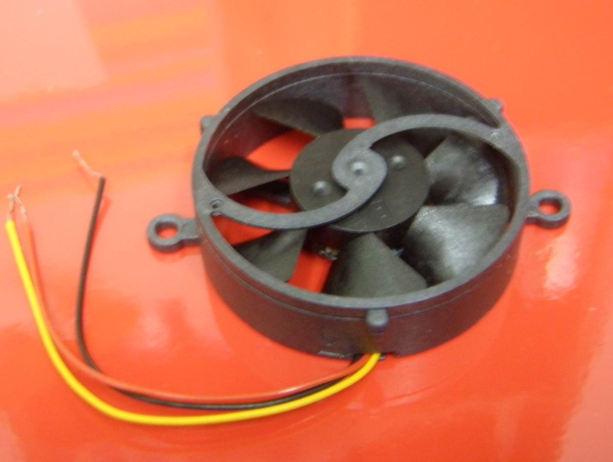 微型风扇3008圆型迷你散热风扇适用于led散热