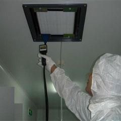 洁净室环境在线监测系统