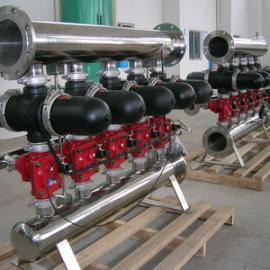 循环冷却水过滤器 �JY盘式过滤器