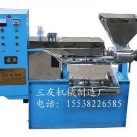 中小型榨油机生产线设备三友实用好产品