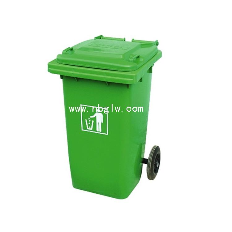 绿色环保垃圾桶 采用优质环保塑料