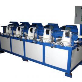 五组圆管自动磨砂机