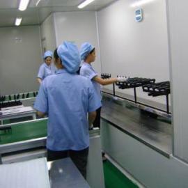 深圳五金件高温漆喷涂线/山东集装箱储油罐变压器外表喷漆车间