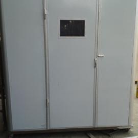 湖北武汉市彩钢板集装箱 汉口夹芯保温岩棉板加热老化房 烤箱