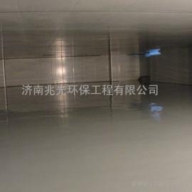 张店工业地坪,树脂,电子厂地坪漆,自流平