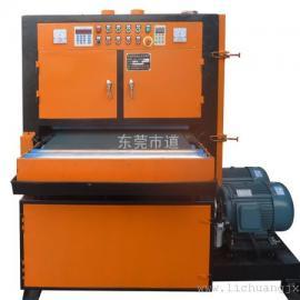 板材自动拉丝机 平面自动砂带机 自动磨砂机
