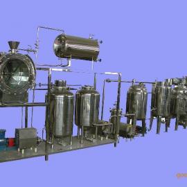 HS-CT水保暖榜眼低声波提取稀释设备恒硕更本行