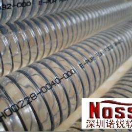 PUR钢丝增强软管