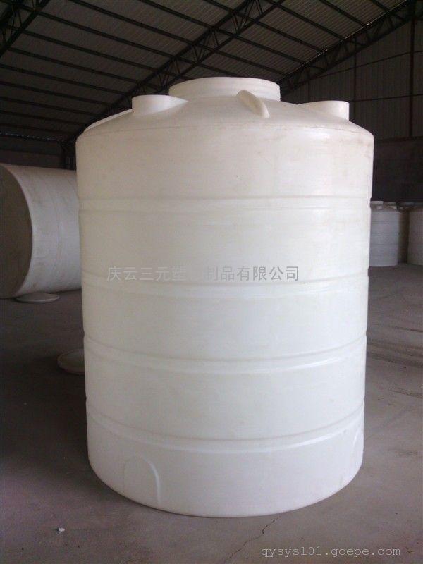 耐酸碱5吨塑料储罐