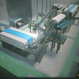 垃圾发酵制肥处理设备zh