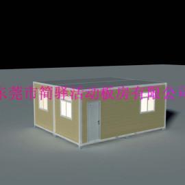 可预订集装箱活动房厂,广东保温隔热式集装箱房生产基地