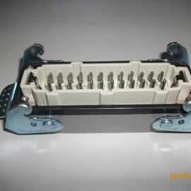 重载连接器|16针24针热流道重载连接器