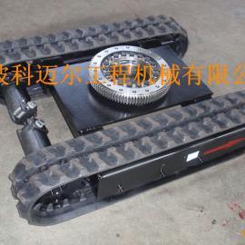 小型橡胶履带底盘片生产厂家_价格图片
