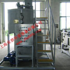 自来水厂PAM阴阳离子、絮凝剂溶解投加机、助凝剂投加