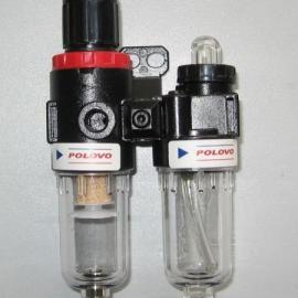 气动三联件配电磁阀