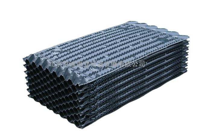 (三),新菱冷却塔填料粘合剂要求: 粘接剂必须具有耐水,耐热(65℃)