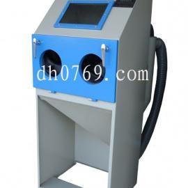 供应DHK6050A喷砂机(手动箱式喷砂机