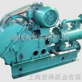 电动高压往复泵|可输送气液混合体
