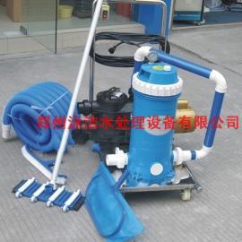 游泳池清理�C器人/游泳池水��