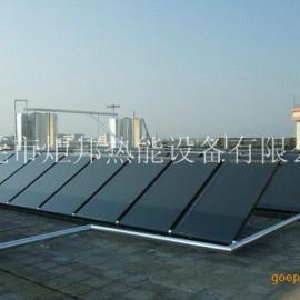 广州太阳能热水器 空气能热水工程