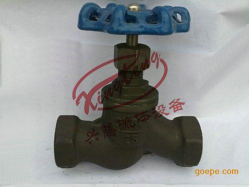 朔州供应不锈钢手轮手动丝口s型截止阀j11图片