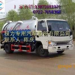江淮威铃吸污车_5.5方吸污车价格_5.5吨吸污车配套设施