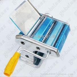 小型家用面条机 手动两刀压面机 饺子皮机