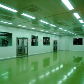 广州净化工程承接万级百级净化工程