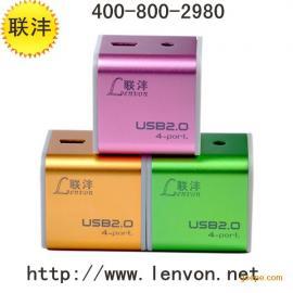 周年庆典礼品一分多USBHUB集线器生产厂家