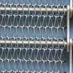 玻璃退火炉金属网带 不锈钢输送带 各种金属网带厂家直销