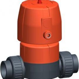PP-H气动隔膜阀