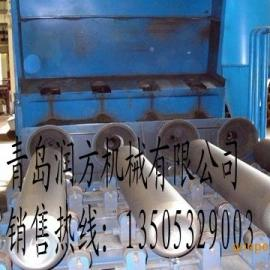 供应全自动钢管内孔喷砂清理机
